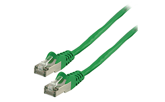 CAT 5e FTP grøn