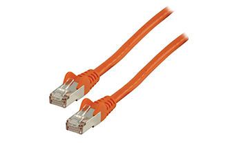 CAT 6 FTP orange
