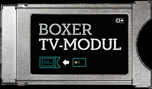BOXER CA-Modul CI+ HD DVB-T2