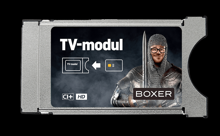 Efterstræbte SMIT CA-Modul CI+ V/1,3 til BOXER LQ-55