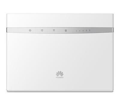Huawei B525S-23A - LTE CAT6 - 4G Router Til Trådløst Internet - Hvid