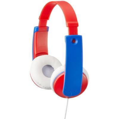 JVC HA-KD7-Y Hovedtelefoner til Børn - Rød