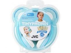 JVC HA-KD7-Z Hovedtelefoner til Børn - Blå