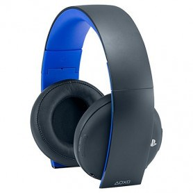 Sony PlayStation Wireless Stereo Headset 2.0 - Sort