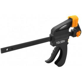 Tolsen Quick Grip Spændetvinge 150mm - Hobby