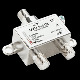 Comega DVU 1-4 GI TV/Data filter