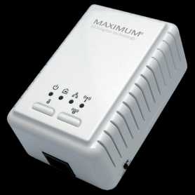 Maximum Powerline 500 WiFi extender