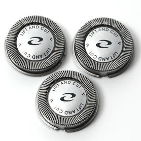 Melix HQ54, HQ64 skær til Philips Barbermaskine - 3-pak