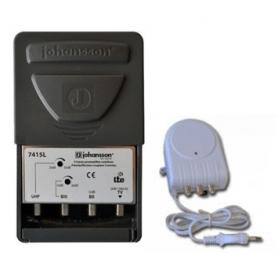 Johansson Antenneforstærker KIT 7415L/2434