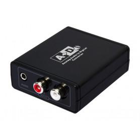 Analog til Digital Audio Converter