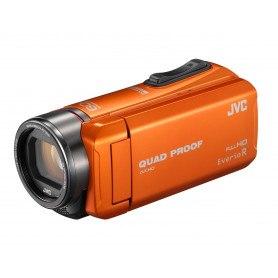 JVC Quad Proof HD GZ-R415 Videokamera - Orange