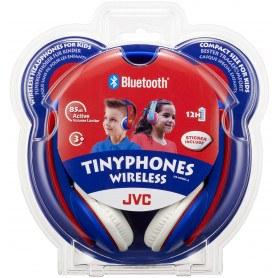 JVC HA-KD9BT-A-E Bluetooth Hovedtelefoner til Børn Blå/Rød