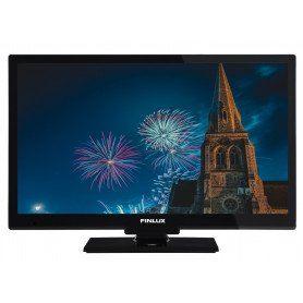 """Finlux 22FFDMC5165 - 22"""" SMART-TV med DVD - Kan køre på 12 volt"""