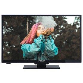 """Finlux 24FHDMC5165 - 24"""" SMART-TV med DVD - Kan køre på 12 volt"""