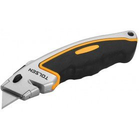 Tolsen Hobbykniv med fast blad - Industrial