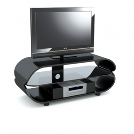Harmony 3000 TV Bord - Sort