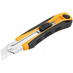 Tolsen Hobbykniv 25mm - knæk-af blad - magasin - Industrial