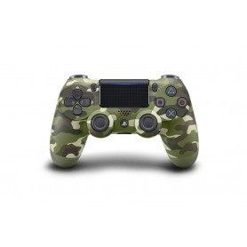 Sony PS4 DualShock 4 V2 Controller - Grøn Camouflage