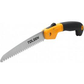 """Tolsen Foldbar Sav - Grensav 7"""" - 7TPI 65Mn knivblad"""