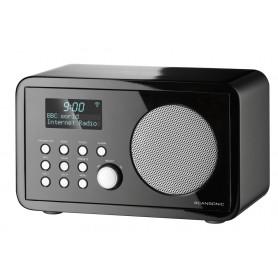 Scansonic IN210 - FM/ Internet Radio - Sort
