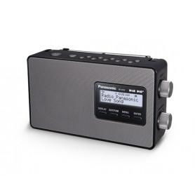 Panasonic RF-D10EG - FM/DAB+ Radio - Sort