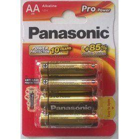 Panasonic AA Batterier - 4 stk