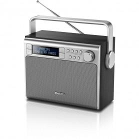 Philips AE5020 Transportabel DAB+ Radio - Sort