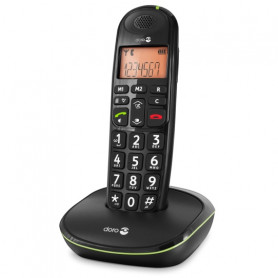 Doro PhoneEasy 100w - Sort