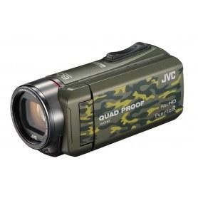 JVC Quad Proof HD GZ-R415 Videokamera - Camo