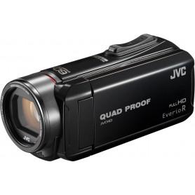 JVC Quad Proof HD GZ-R415 Videokamera - Sort