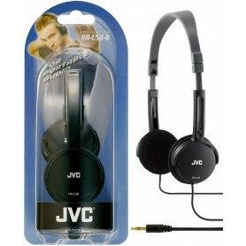 JVC HA-L50 - Hovedtelefoner - 3.5 mm plug - Sort