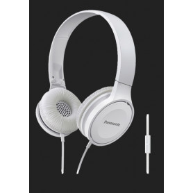 Panasonic RP-HF100M-W Hovedtelefoner - Hvid