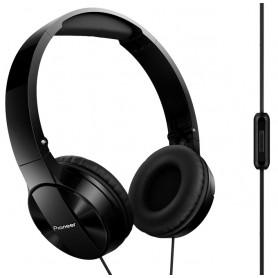 Pioneer SE-MJ503T-K Headset med Mikrofon - Sort