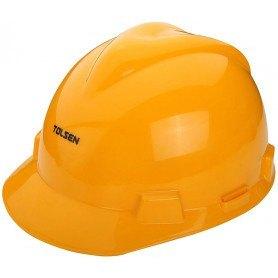 Tolsen Sikkerhedshjelm - CE godkendt - Industriel