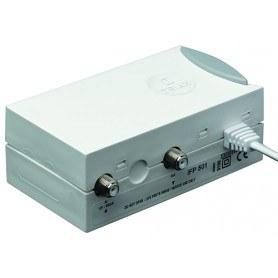 TRIAX IFP 505 NETDEL 1 udgange 5V/45mA hvid