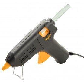 Tolsen Limpistol 15watt 230volt inklusiv to limstifter - GS godkendt
