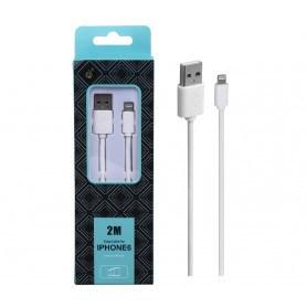OnePlus AA103W Lightning Kabel 2Meter - Hvid