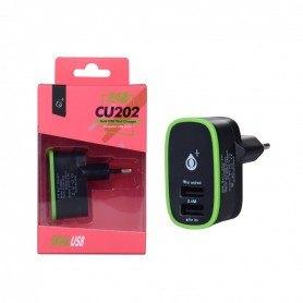 OnePlus CU202-B NOVO 220V Lader m. 2 x USB