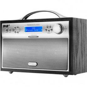 Scansonic DA88 FM, AM, DAB og DAB+ radio - Sort