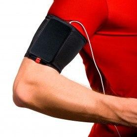 Philips DLV1005 Sports armbånd til mobilen - sort - str L/XL