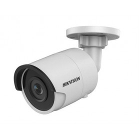 Hikvision DS-2CD2055FWD-I(2.8mm) - Netværksovervågningskamera - Mini Bullet - IP67 - 5 MP - H.264