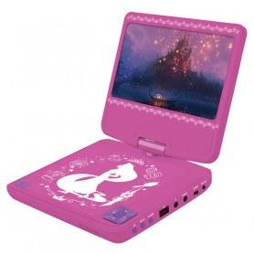 Lexibook Transportabel DVD Afspiller - Disney Prinsesser