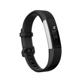 Fitbit Alta HR - Aktivitetsarmbånd - Sort - Large