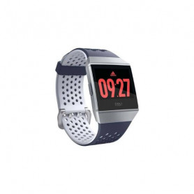 Fitbit Ionic Adidas Edition - Smartwatch - Ink Blue/Sølv