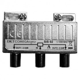 Fordeler 2-vejs, COMEGA SiS-02