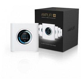 Ubiquiti AmpliFi HD Home Wi-Fi Router AFi-R - Router - 802.11ac - Mesh