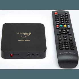 Golden Media HDC MINI DVB-C modtager