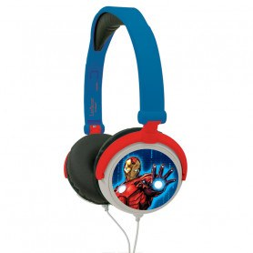 Lexibook Foldbar Headset - Avengers