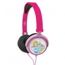 Lexibook Foldbar Headset - Disney Prinsesser