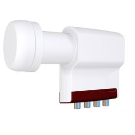 Inverto Quad-LNB RED Extend 40 mm